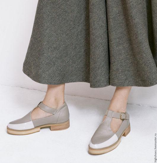 """Обувь ручной работы. Ярмарка Мастеров - ручная работа. Купить SALE! Сандалии """"Япония"""" Последняя пара 38. Handmade. Бежевый"""