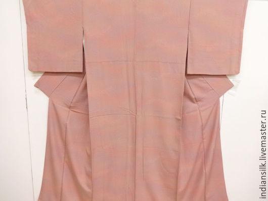 Одежда. Ярмарка Мастеров - ручная работа. Купить ШОК-ЦЕНАВинтажное кимоно из натурального шелка за 3500р. Handmade. Комбинированный