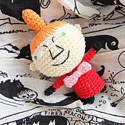 Куклы и игрушки ручной работы. Ярмарка Мастеров - ручная работа Малышка Мю. Handmade.