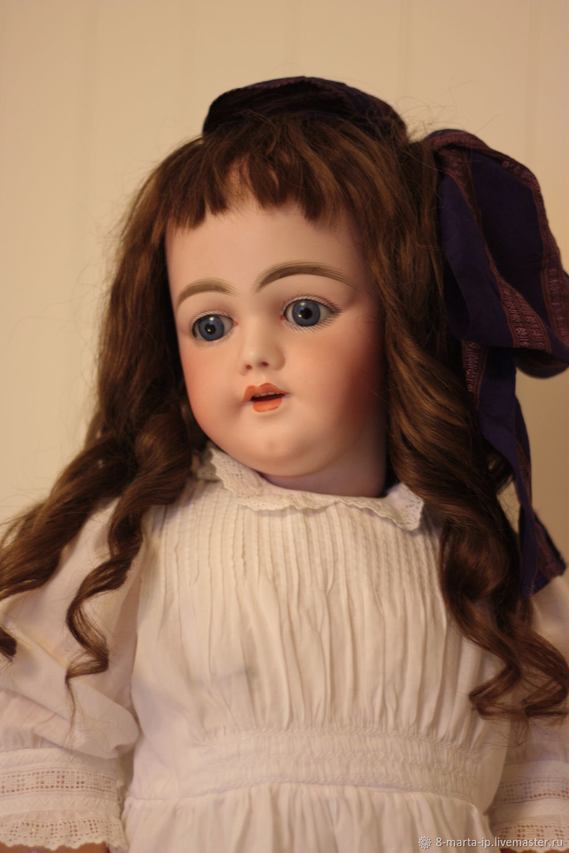 Винтаж: Продана! Антикварная кукла Simon Halbig 1009, Куклы винтажные, Одинцово,  Фото №1