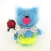 """Куклы и игрушки ручной работы. Ярмарка Мастеров - ручная работа Коты. Кот """"Весенний позитив"""". Handmade."""