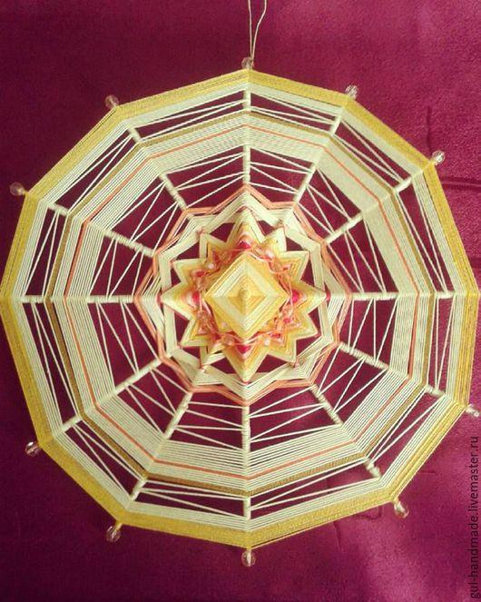 Мандала `Манипура-чакра`