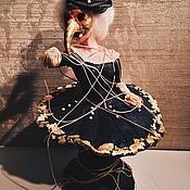 """Для дома и интерьера ручной работы. Ярмарка Мастеров - ручная работа """"Венецианская Коломбина"""". Handmade."""