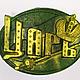 """Мыло ручной работы. Ярмарка Мастеров - ручная работа. Купить Мыло мужское """" Царь"""". Handmade. Тёмно-зелёный"""