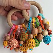 Куклы и игрушки ручной работы. Ярмарка Мастеров - ручная работа Грызуночки.. Handmade.