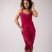 "Одежда handmade. Livemaster - original item Dress ""the Fire of passion"". Handmade."