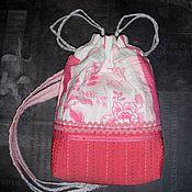 """Работы для детей, ручной работы. Ярмарка Мастеров - ручная работа Рюкзак детский """"Розовый"""", рюкзак для девочки и не только.. Handmade."""