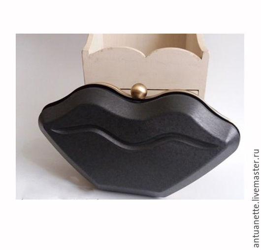 Другие виды рукоделия ручной работы. Ярмарка Мастеров - ручная работа. Купить Клатч бокс, клатч на жесткой основе для декорирования. Handmade.