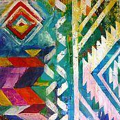 Картины и панно ручной работы. Ярмарка Мастеров - ручная работа Freeform. Handmade.
