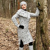 "Одежда handmade. Livemaster - original item Coat pullover ""Caprice"". Handmade."