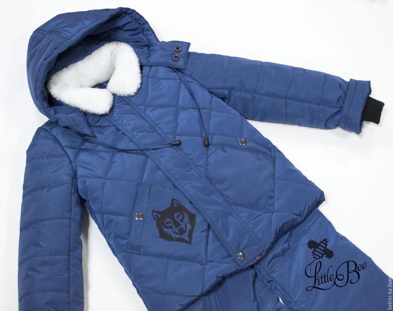 Зимний костюм для мальчика, Одежда для мальчиков, Пенза, Фото №1