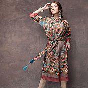 """Одежда ручной работы. Ярмарка Мастеров - ручная работа Туника """"Сирин"""" цвет пастель. Handmade."""