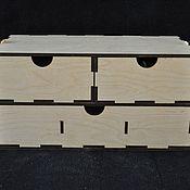 Органайзеры ручной работы. Ярмарка Мастеров - ручная работа Модульный органайзер №1. Handmade.