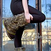 """Обувь ручной работы. Ярмарка Мастеров - ручная работа Валяные ботинки """" Мандачиван"""". Handmade."""