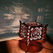 Для дома и интерьера handmade. Livemaster - original item Lamp night light Cube of life. Handmade.