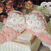 Для дома и интерьера ручной работы. Ярмарка Мастеров - ручная работа Подвеска Меховые крылышки Ангела. Handmade.