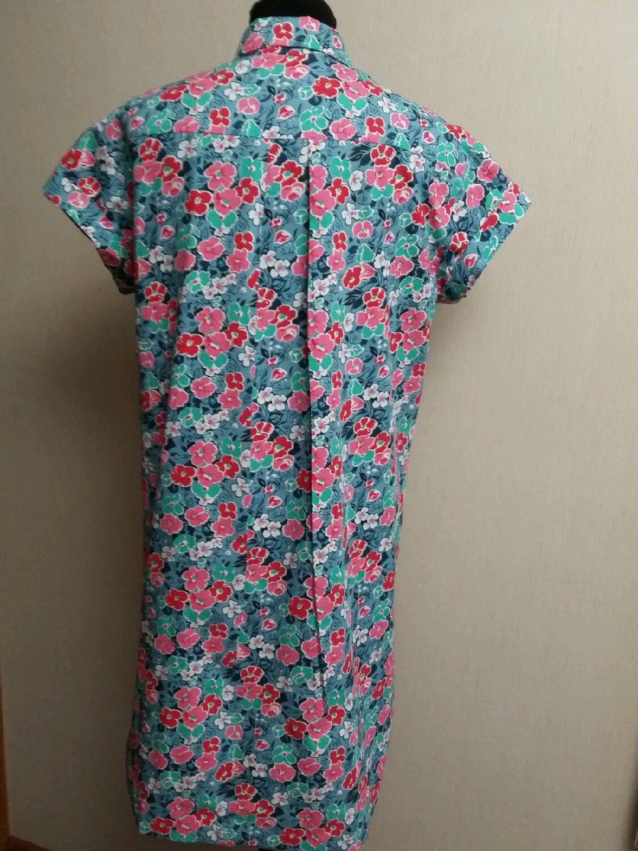 Платье рубашечного пошива