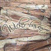 Материалы для творчества ручной работы. Ярмарка Мастеров - ручная работа Прут ивовый (лоза) для плетения 140-160 см., в пучках по 100 шт.. Handmade.