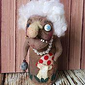 Куклы и игрушки ручной работы. Ярмарка Мастеров - ручная работа Ягуля Монро :). Handmade.