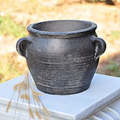 Цветы и флористика handmade. Livemaster - original item Pot Pot of concrete, the Provence planters. Handmade.