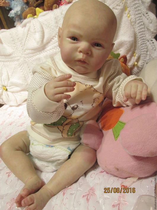 Куклы-младенцы и reborn ручной работы. Ярмарка Мастеров - ручная работа. Купить кукла реборн Сашка. Handmade. Кукла реборн