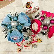 Для дома и интерьера handmade. Livemaster - original item Composition for Christmas decor. Handmade.
