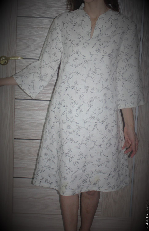Льняные платья доставка