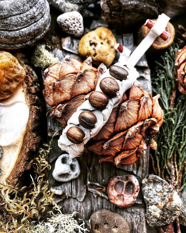 Обережный браслет «Дикий лес», Оберег, Красноярск,  Фото №1