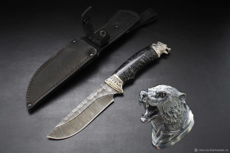 Knife 'Wolf-2', Knives, Tyumen,  Фото №1