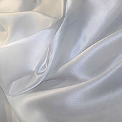 Ткани ручной работы. Ярмарка Мастеров - ручная работа Шелк Натуральный Атлас 114 см,12 мм. Шелк для батика, шелк. Handmade.