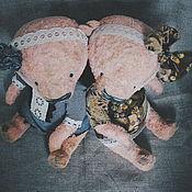 Куклы и игрушки ручной работы. Ярмарка Мастеров - ручная работа Бетти и Мег ( дом нашли). Handmade.