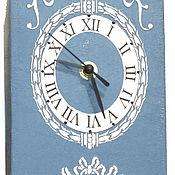 Для дома и интерьера ручной работы. Ярмарка Мастеров - ручная работа Часы в стиле Веджвуд. Handmade.