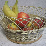 Для дома и интерьера ручной работы. Ярмарка Мастеров - ручная работа Ваза под фрукты. Handmade.