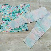 Одежда ручной работы. Ярмарка Мастеров - ручная работа Комплекты для девочек. Handmade.