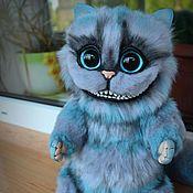 Куклы и игрушки handmade. Livemaster - original item Cheshire cat toy Cheshire. Handmade.