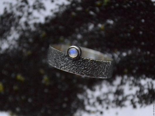 Кольца ручной работы. Ярмарка Мастеров - ручная работа. Купить Кольцо Маяк из фактурного серебра. Handmade. Серебряный, фактурированное серебро