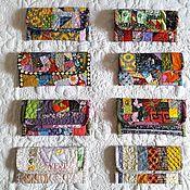 Сумки и аксессуары handmade. Livemaster - original item Wallets: