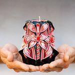Декоративные свечи от Свечкина - Ярмарка Мастеров - ручная работа, handmade
