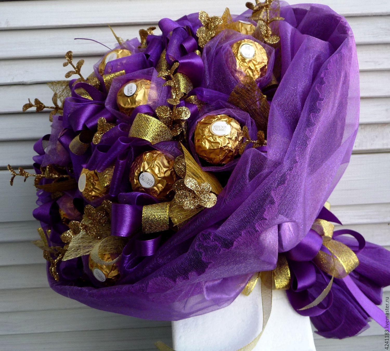 Букетов свадьбу, где купить каталог букетов из конфет