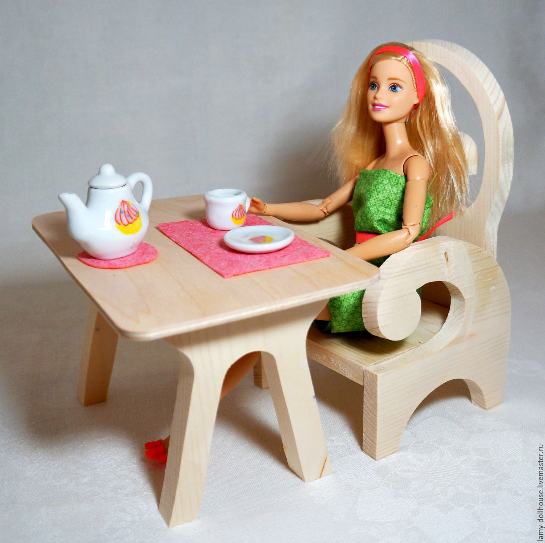 Как сделать всю мебель для куклы