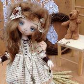 Куклы и игрушки ручной работы. Ярмарка Мастеров - ручная работа Юляша. Handmade.