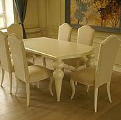 Для дома и интерьера handmade. Livemaster - original item Nº №608.2 Mesa de comedor. Handmade.