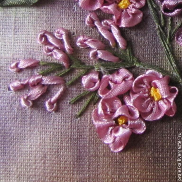 Жукова ирина вышивка лентами