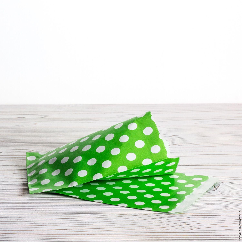 пакет бумажный упаковочный размеры