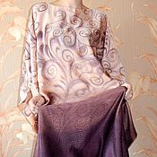 """Одежда ручной работы. Ярмарка Мастеров - ручная работа Хитон """"Жаккардовый"""". Handmade."""