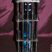 """Для дома и интерьера ручной работы. Ярмарка Мастеров - ручная работа Подарочная упаковка для бутылки """"220"""". Handmade."""