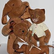 Куклы и игрушки ручной работы. Ярмарка Мастеров - ручная работа Кофейно-коричное ассорти. Handmade.
