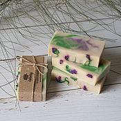 """Косметика ручной работы. Ярмарка Мастеров - ручная работа """"Сон саламандры"""" - натуральное домашнее мыло с нуля. Handmade."""
