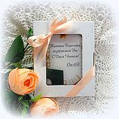 Косметика ручной работы. Ярмарка Мастеров - ручная работа Мыло-открытка именное поздравление в коробочке картинка любая. Handmade.