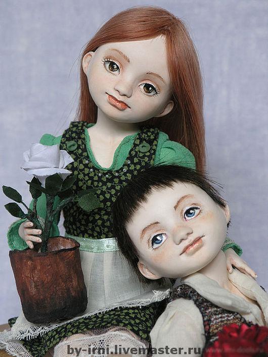 Кай и Герда (портрет)